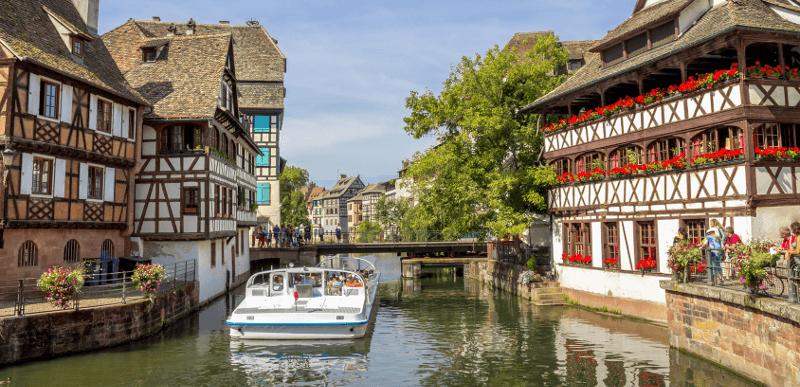Straßburg kennenlernen